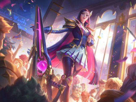 Lyö vetoa League of Legendsissä